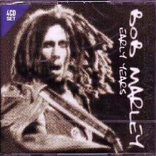 Early Years ~ Bob Marley - 4 CD - NEUF
