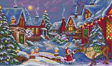 Merejka Cross Stitch Kit - The Christmas Guest