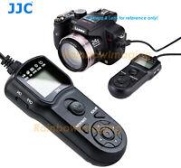 JJC Intervalometer LCD Timer Remote Panasonic GH5 GH4 GH4 GH2 GH1 GX8 GX7