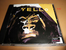 YELLO cd YOU GOTTA SAY YES to ANOTHER EXCESS crash dance no more words