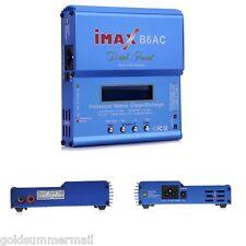 Imax B6AC Pantalla LCD Digital Rc Lipo Batería Nimh Cargador de Balance Eua