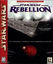 STAR WARS REBELLION PC GAME +1Clk Windows 10 8 7 Vista XP Install