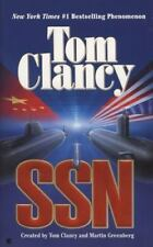 SSN, Tom Clancy, Martin Greenberg,0425173534, Book, Good