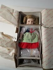 Shirley Temple Heidi Doll Danbury Mint from 1937 Movie Dolls of Silver Screen