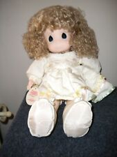 """Precious Moments Lindsay 16"""" Soft Body Doll 1996 with Tag"""