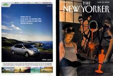 NEW YORKER MAGAZINE 24 MAR 2003, INVASIONS, CLINT EASTWOOD, SAUDI AMBASSADOR,