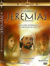 La Biblia La Historia De Jeremias[DVD]