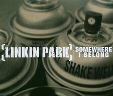 Linkin Park Somewhere I belong (2003) [Maxi-CD]