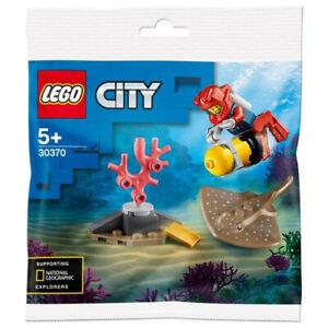 LEGO CITY: Diver (30370)