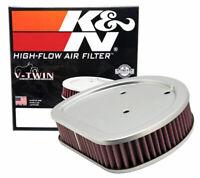 K&N HD-1499 Replacement Air Filter 99-15 Harley Davidson Softail Rocker Fatboy