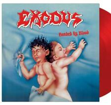 Exodus - Bonded by Blood LP NEW Ultra Ltd. Ed. Opaque Red Vinyl 11/15 PRE-ORDER
