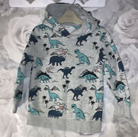 Boys Age 2-4 Years - H&M Hooded Top