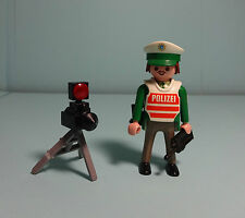 Playmobil Special Police/Polizei ~ Radar Control / Radarkontrolle (4609)