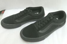 Vans Old Skool UltraCush Pro Skate Shoes M-5/W-6.5 Blackout NWOB