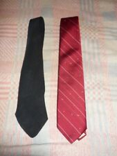 Mens Vtg. Neck Ties 50' And 60'S