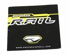 Used Proto Matrix Pmr 2011 Owners Product Manual for Paintball Guns