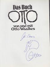 OTTO WAALKES --- original signiert - 7#61