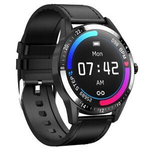 G20 Smartwatch Männer Frauen Full Touch Bluetooth Anruf Herz Rate Android IOS