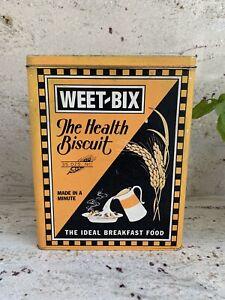 Weet-Bix 70th Anniversary Storage Tin