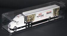 Display Cases (12) w/Mirror for 1/64 Scale Semi Trucks Trains Hot Wheels Models