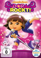 DVD * DORA - DORA ROCKT ! # NEU OVP =