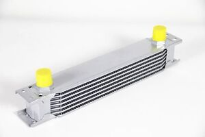 SUPER GT 7 Row Engine Gearbox Diff Oil Cooler Race Rally Motorsport Competition
