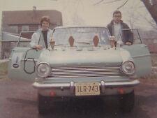 Old American Studebaker Rally Trophy Nj License Plate 1965 Car Racing Photo