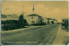 CARTOLINA d'Epoca BOLOGNA provincia : San Giorgio di Varignana - Osteria Grande