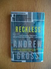 Andrew Gross Reckless 1st ed HC SIGNED New