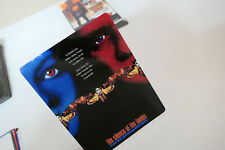 THE SILENCE OF THE LAMBS - Glossy Steelbook Magnet Cover (NOT LENTICULAR)