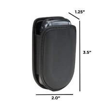 Universal Flip Phone Case Stylish, universal flip phone pouch with belt clip