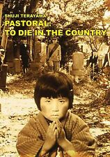 PASTORAL: TO DIE IN THE COUNTRY - Shuji Terayama (1974) - English subtitles DVD