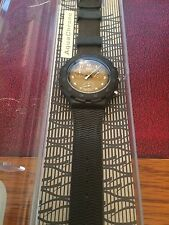 Swatch Men's Quartz (Battery) Plastic Strap Wristwatches