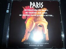 Paris (Jon English & David Mackay) Rare Australian Soundtrack CD – Like New