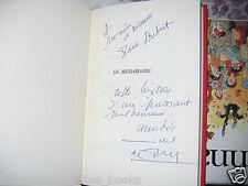 """""""Le Milliardaire"""" Michel de Saint Pierre Avec Bel Envoi autographe 1970 relié"""