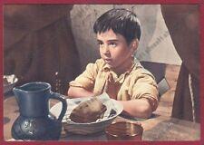 PABLITO CALVO 04b ATTORE ACTOR ACTEUR CINEMA MOVIE - SPAIN ESPAÑA Cartolina 1958