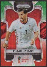 2018 PANINI PRIZM WORLD CUP GREEN ORANGE WAVE #110 EHSAN HAJSAFI IRAN