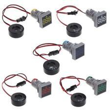 22mm 0 100a Led Digital Voltmeter Ammeter Current Meter Amperemeter Indicatn8