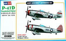 HobbyBoss 1/48: Republic P-47D Thunderbolt