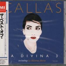 Maria Callas(CD Album)Diverna 3-New
