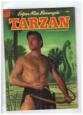 Dell Comics Tarzan #45 VG/F- 1953