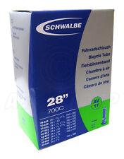 "Schwalbe Av17 Schrader Cámara - 28"" 700c - Cámara de aire (28-622 to 40-635)"
