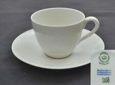 Royal Copenhagen weiss - Axel Salto - kleine Kaffeetasse