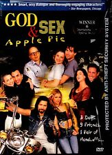 NEW DVD // GOD , SEX & APPLE PIE - Greg Wrangler, Penelope Crabtree, Mark S. Por