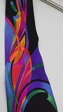Vitaliano Pancaldi 100% Silk Hand Made Luxury Necktie Tie Made in Italy