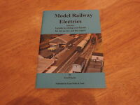 Model Railway Electrics 2nd Edition Guide - paperback