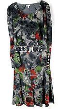 NWT Linea Domani Women's Medium 2pc Upscale Career Skirt & Blouse Matching Set