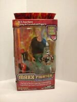 "Maxx Fighter Global Defender Heroes Articulated Action Figure army 12"" gi joe"