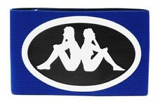 """KAPPA CAPTAIN ARMBAND, BLUE, FOOTBALL, SPORTS, RUGBY, NEW IN BAG. """"FREE P&P""""."""