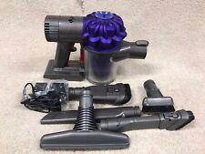 Dyson V6 Cordless Handheld  Vacuum Cleaner  Purple
